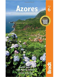 Azores : The Bradt Travel Guide