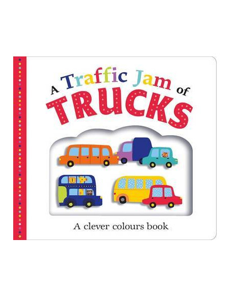 Picture Fit : A Traffic Jam of Trucks
