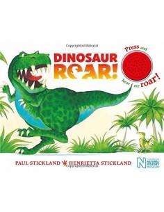 Dinosaur Roar! : Single Sound Board Book