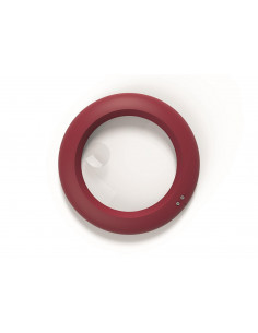 Lupa Oh! The Illuminated Magnifier - Radiant Red