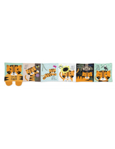 Tip Toe Tiger : Baby's First Soft Book