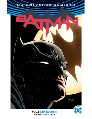 Batman: Gotham (Rebirth) Volume 1