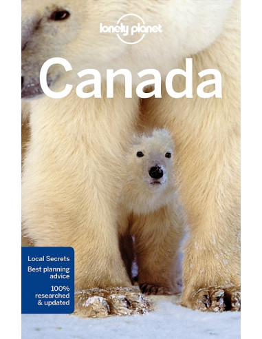 Lonely Planet Canada 13