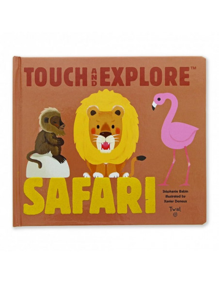 Touch and Explore: Safari