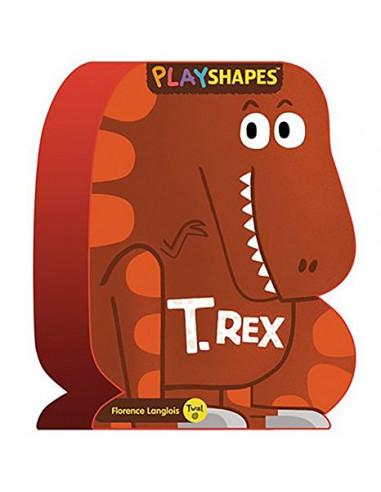PlayShapes: T. Rex