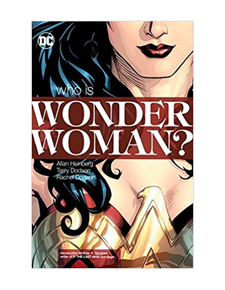 Wonder Woman Who Is Wonder Woman