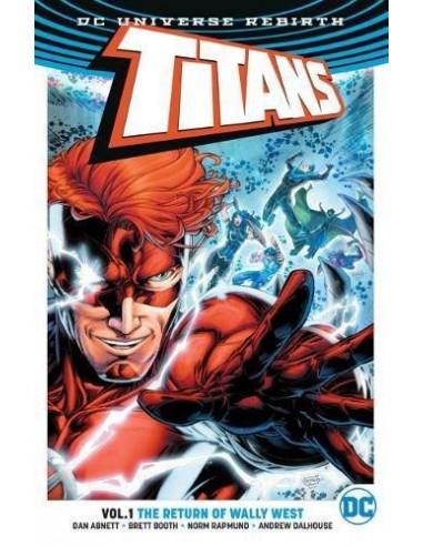 Titans TP Vol 1 The Return of Wally West (Rebirth)
