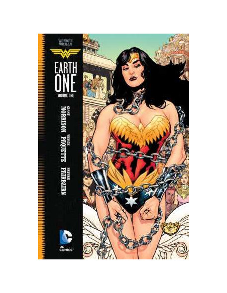 Wonder Woman Earth One VOL.1
