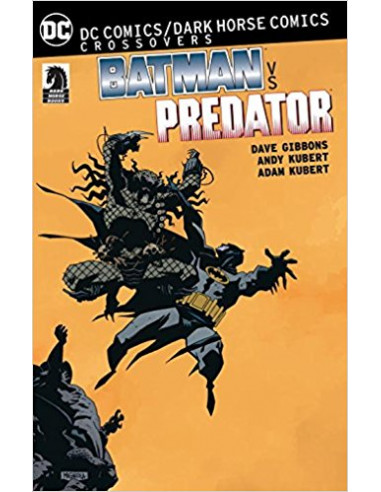 DC Comics Dark Horse Batman vs Predator
