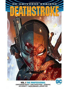 Deathstroke TP Vol 1 The Professional (Rebirth)