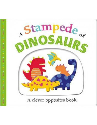 Picture Fit : A Stampede of Dinosaurs