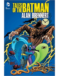 Tales of the Batman Alan Brennert HC