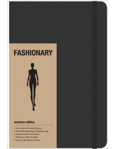 Fashionary A5 Womens Edition