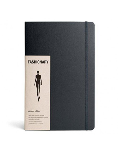 Fashionary A4 Womens Edition