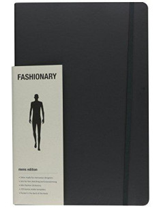 Fashionary A4 Mens Edition