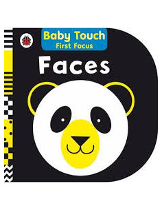Faces: Baby Touch First Focus