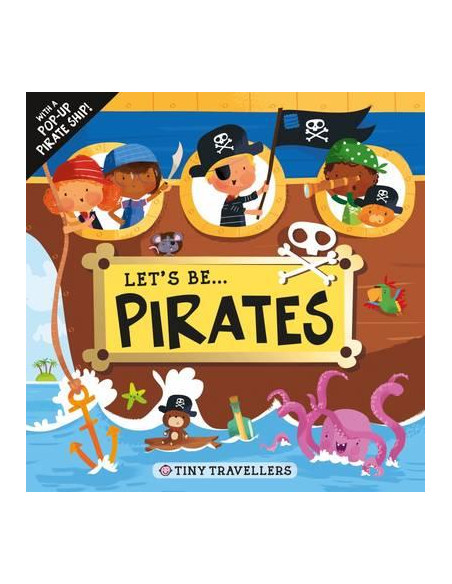 Let's be...Pirates - pop up