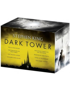 The Dark Tower Collection 8 Books Box Set