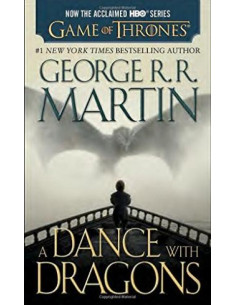 A Dance with Dragons : A Song of Ice and Fire, Book Five