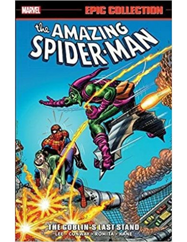 Amazing Spider-man Epic Collection: The Goblin's Last Stand