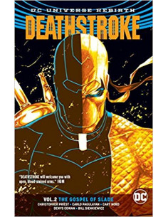 Deathstroke TP Vol 2 (Rebirth)