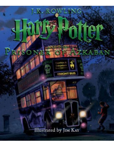 Harry Potter and the Prisoner of Azkaban : Illustrated Edition