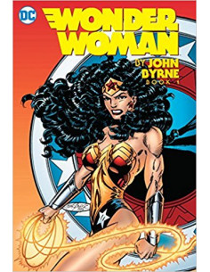 Wonder Woman By John Byrne HC Vol 1