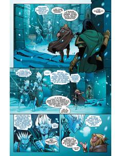 Thor. Worthy Origins