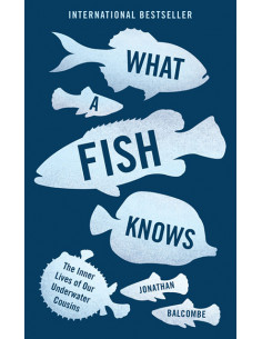 What a Fish Knows. The Inner Lives of Our Underwater Cousins