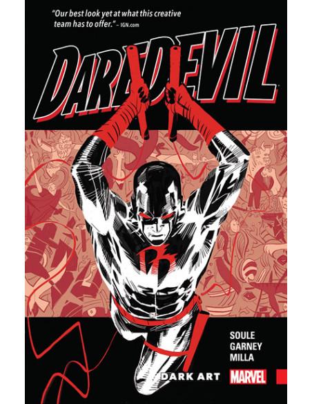 Daredevil. Back In Black vol. 3. Dark Art