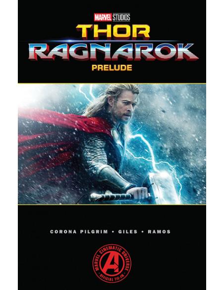Marvel's Thor. Ragnarok Prelude
