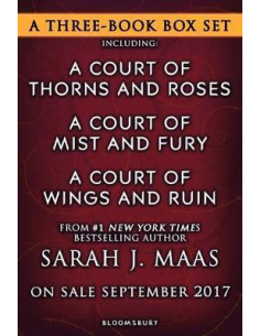 Court of Thorns and Roses Box Set
