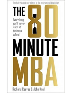 The 80 Minute MBA : Everything You'll Never Learn at Business School