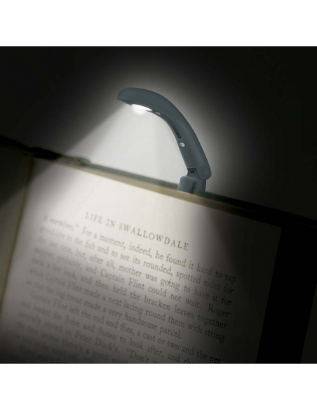 Lampka - Really Tiny Book Light (Czarna)