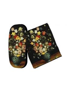 Etui Brueghel Blumenstrauß