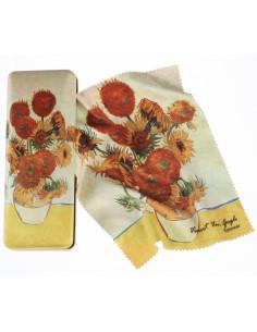 Etui Van Gogh Sonnenblumen