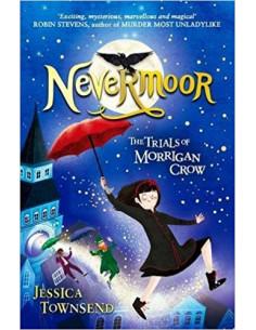 Nevermoor - The Trials of Morrigan Crow