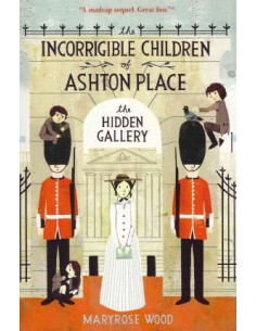 The Incorrigible Children of Ashton Place: Book II Hidden Gallery