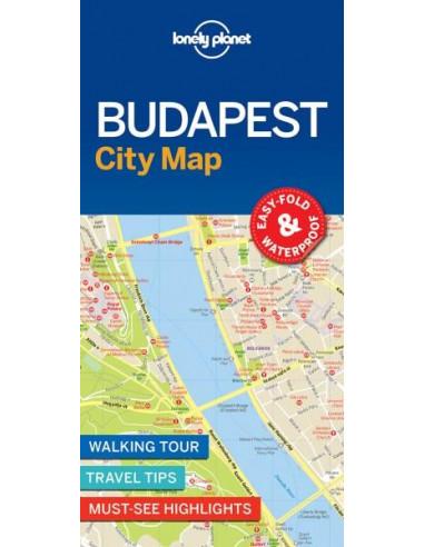 Budapest City Map