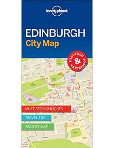Edinburgh City Map