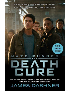 The Death Cure (Movie Tie-In Edition)
