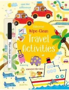 Wipe-clean Travel Activities