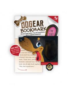 Zakładka Dog Ear Frank (Dachshund)
