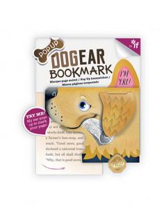 Zakładka Dog Ear Fetch (Golden Retrieve)