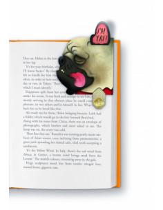 Zakładka Dog Ear Doug (Pug)