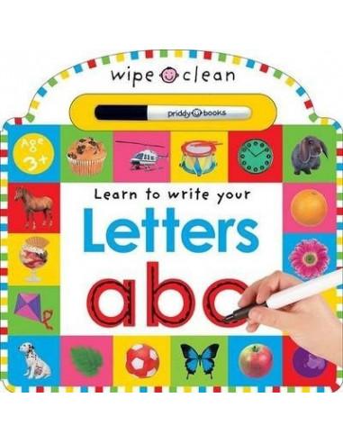 Letters : Wipe Clean Learning