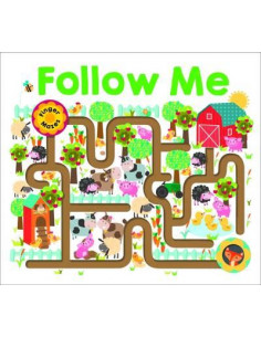 Follow Me : Maze Books