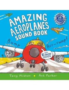 Amazing Aeroplanes Sound Book: A very noisy book