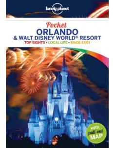 Lonely Planet Pocket Orlando & Walt Disney World (R) Resort