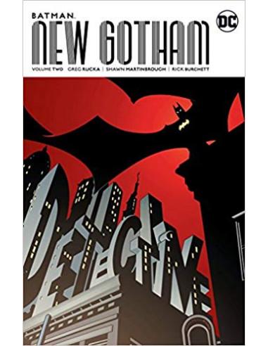 Batman: Volume 2 : New Gotham